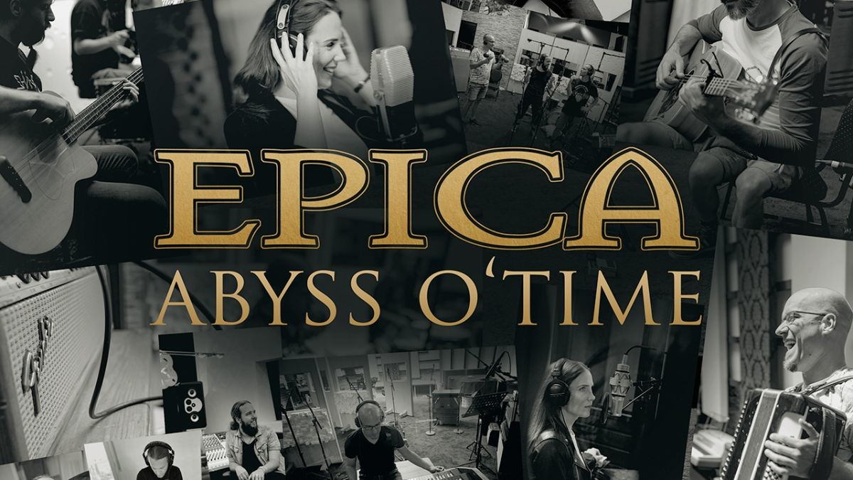 21 12 Epica vdeo Abyss Of Time acstico