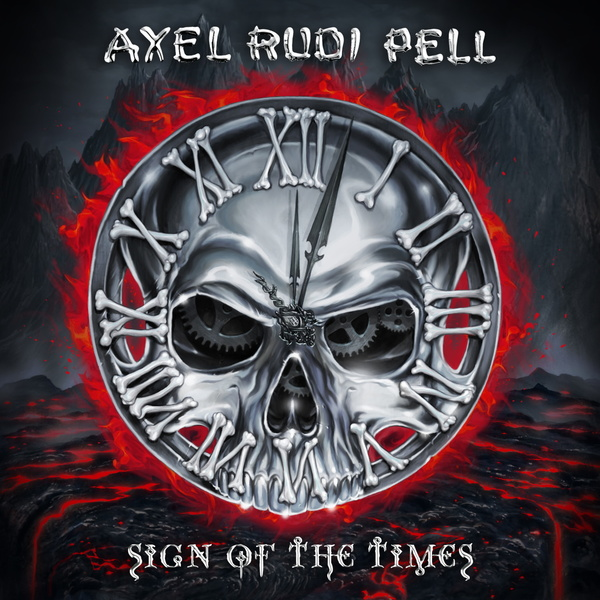 Axel Rudi Pell Sign Of The Times 1500x1500