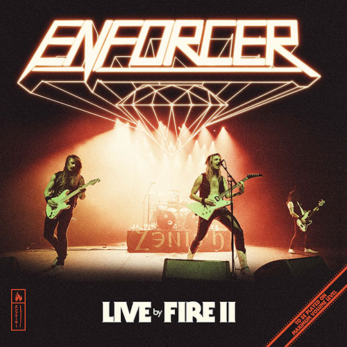 Enforcer Live By Fire II 500px