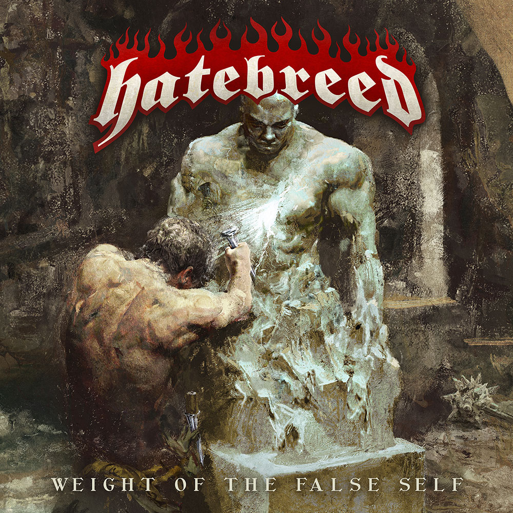 Hatebreed Weight Of The False Self coverlow