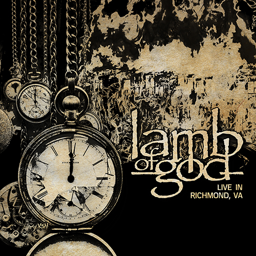 Lamb Of God Live In Richmond 500px