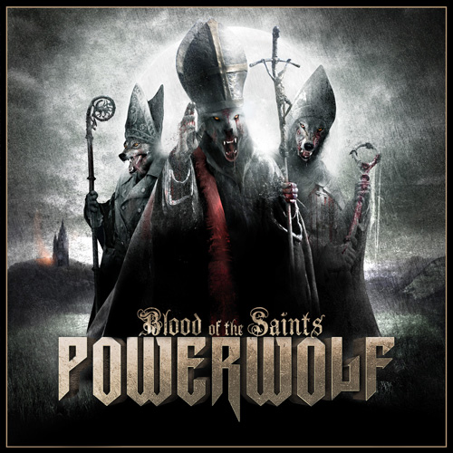 Powerwolf Blood of the Saints gravadora